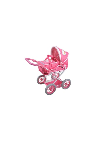 Puppenwagen, KNORRTOYS.COM®, »Ruby La - La - Lama Lounge« kaufen