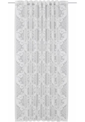 Vorhang, »Karlsruhe«, WILLKOMMEN ZUHAUSE by ALBANI GROUP, verdeckte Schlaufen 1 Stück kaufen