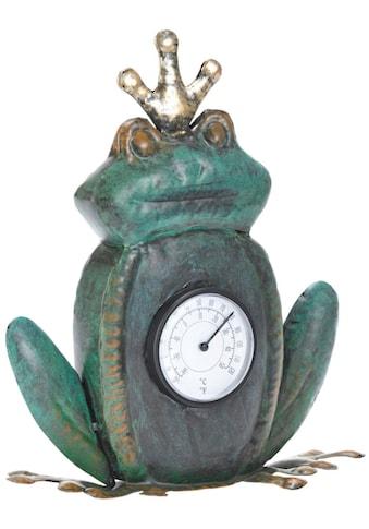 Schneider Gartenfigur »Frosch«, Thermometer kaufen