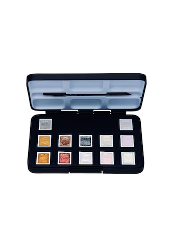 Aquarellfarbe »Pocket Box 12 Näpfchen, Mehrfarbig« kaufen
