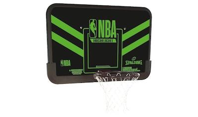 Spalding Basketballkorb »NBA Highlight Backboard« kaufen