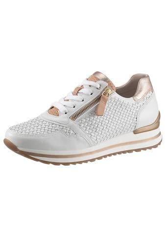 Gabor Keilsneaker »TURIN«, mit Flechtmuster kaufen
