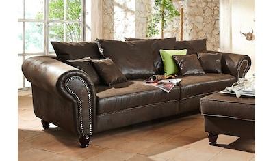 Home affaire Big-Sofa »BigBy« kaufen