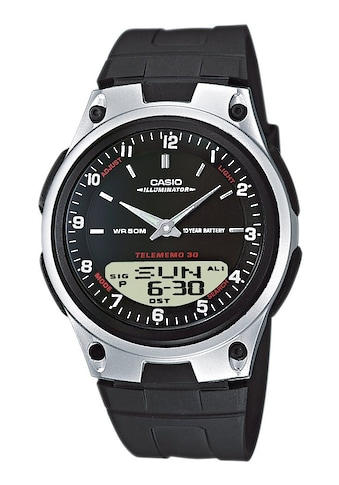 Casio Collection Chronograph »AW - 80 - 1AVES« acheter