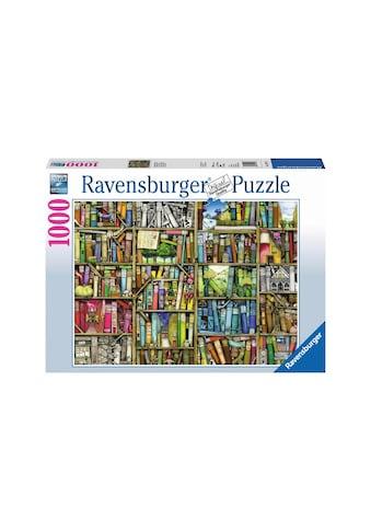 Ravensburger Puzzle »Magisches Bücherregal« kaufen