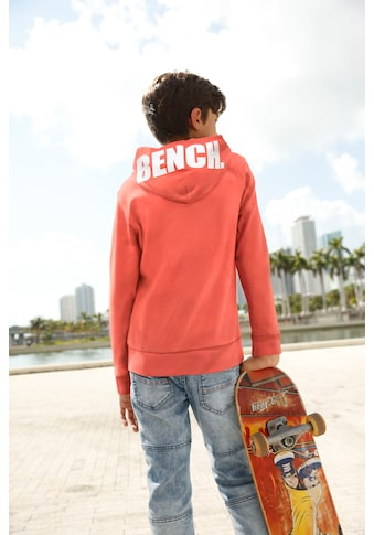 Bench : T - shirt en sweat à capuche acheter