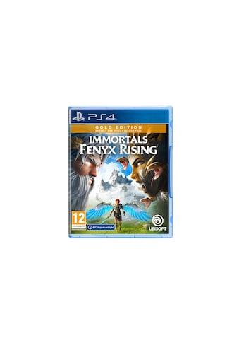 UBISOFT Spiel »Immortals Fenyx Rising - Gold Edition«, PlayStation 4, Special Edition kaufen