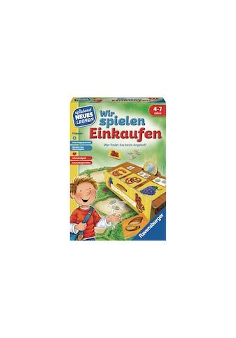Ravensburger Spiel »Wir spielen Einkaufen« kaufen
