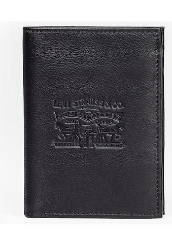 Levi's® Geldbörse »VINTAGE TWO HORSE VERTICAL COIN WALLET«, mit Logoprägung kaufen