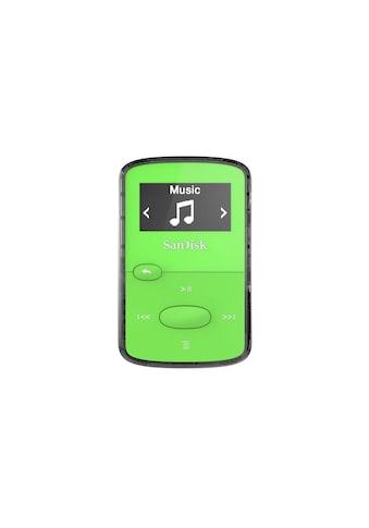 Sandisk MP3-Player »Clip Jam 8GB Grün«, ( ) kaufen