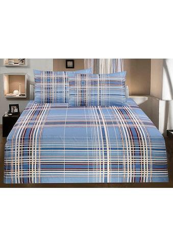 Bettwäsche »Karo« kaufen
