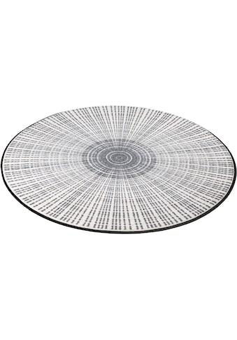 wash+dry by Kleen-Tex Teppich »Cascara«, rund, 7 mm Höhe, In- und Outdoor geeignet,... kaufen