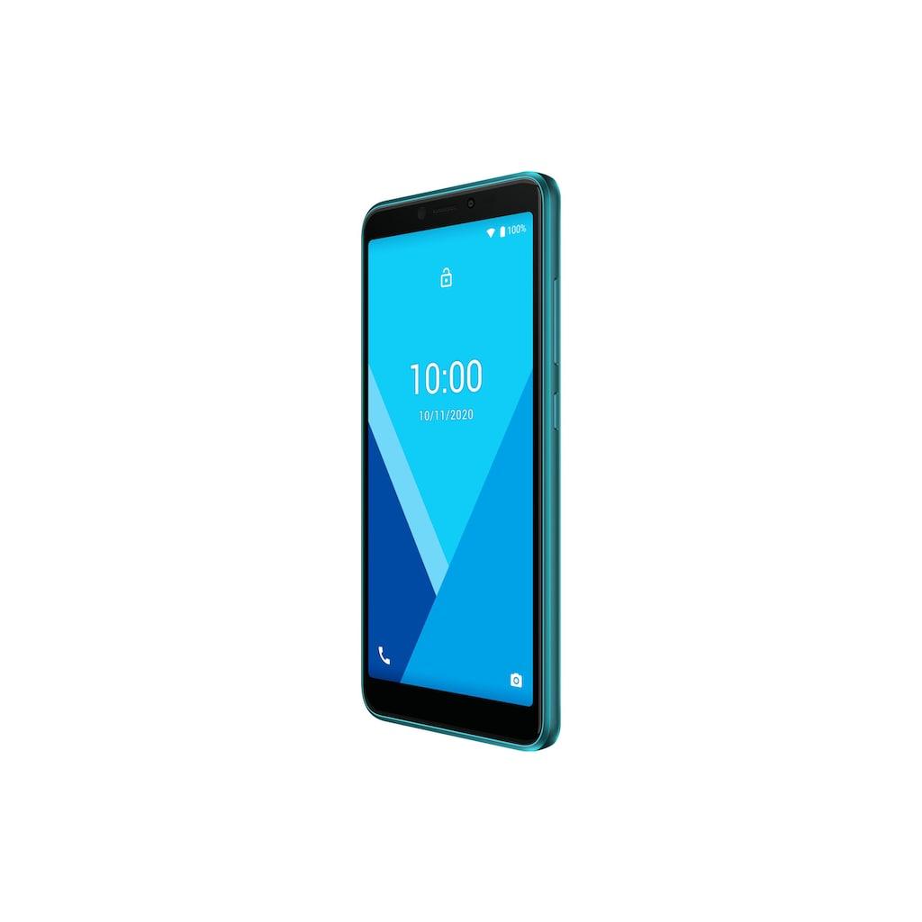 "WIKO Smartphone »Y51 16GB Mint«, (13,84 cm/5,45 "", 16 GB Speicherplatz, 5 MP Kamera)"