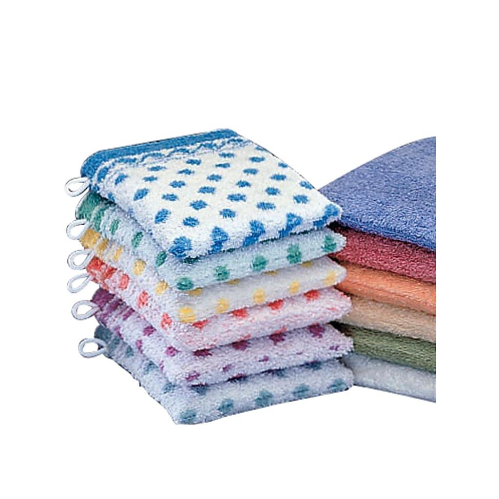 Waschhandschuh, Ross (6er Pack)