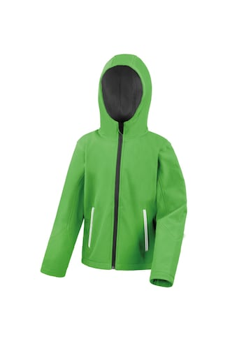 Result Softshelljacke »Core Kinder Unisex Junior Softshell - Jacke mit Kapuze« acheter