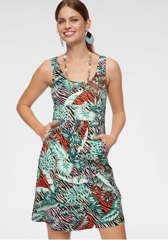 Laura Scott Jerseykleid, mit Raffungen am Rockteil kaufen