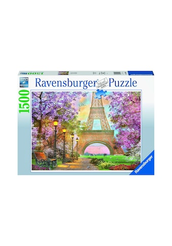 Ravensburger Puzzle »Verliebt in Par« kaufen