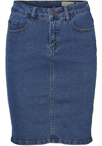 Vero Moda Curve Jeansrock, Mit 5- Pocket Taschensystem kaufen