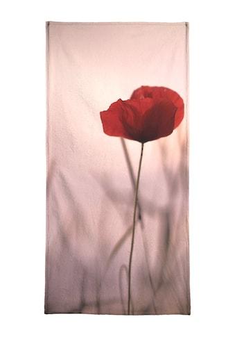 """Handtuch """"Rose Papermoon"""", Juniqe kaufen"""
