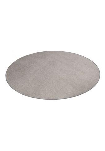 Teppich, »Burbon«, Living Line, rund, Höhe 10 mm, maschinell getuftet kaufen