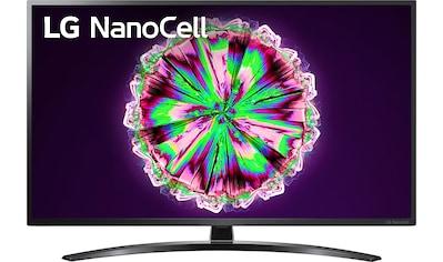 "LG LED-Fernseher »55NANO796NE«, 139 cm/55 "", 4K Ultra HD, Smart-TV, NanoCell-Google Assistant, Alexa und AirPlay 2-inkl. Magic Remote-Fernbedienung kaufen"