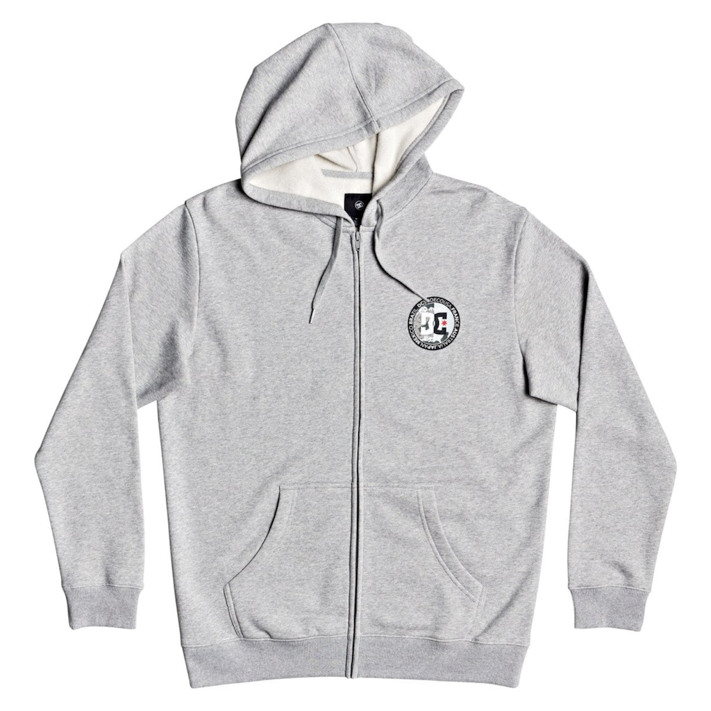 DC Shoes Hoodie »Divide And Conquer«