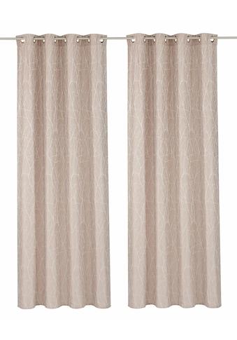 HOME WOHNIDEEN Vorhang »CAMPOS« kaufen