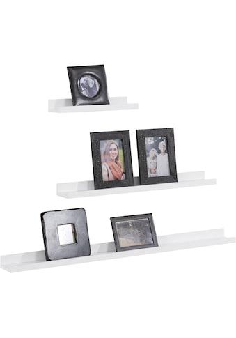 Home affaire Bilderleiste »Pics« (Set, 3 St.) kaufen