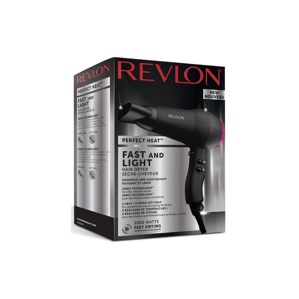 Revlon Haartrockner »Fast and Light«