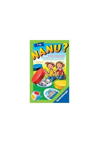 Kinderspiel, Ravensburger, »Nanu?« kaufen