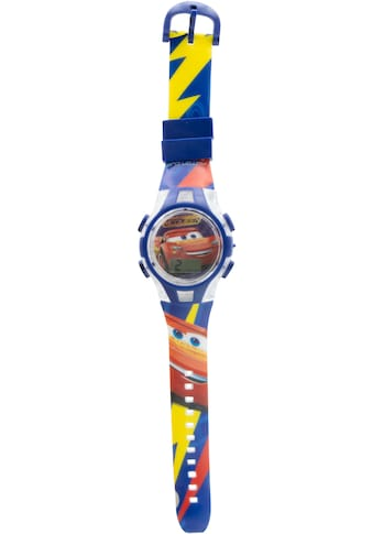 Joy Toy Digitaluhr »Disney/Pixar Cars 3 , 19121« kaufen