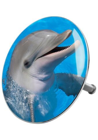 Sanilo Badewannenstöpsel »Delphin«, Ø 7,2 cm kaufen
