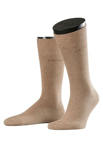 Esprit Socken Basic Uni 2 - Pack (2 Paar) kaufen