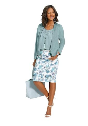 Alessa W. Lederimitat - Blazer in modisch kurzer Form kaufen