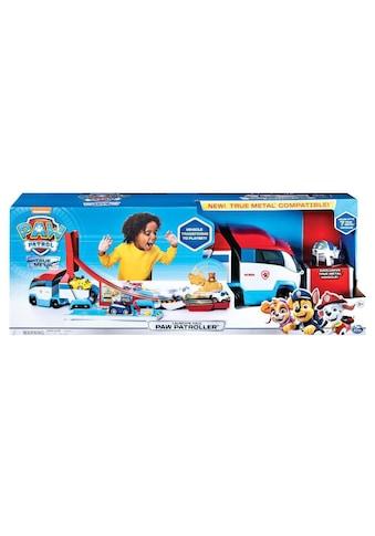 Spielzeug-Transporter »Cars Paw Patrol True Metal Playset« kaufen