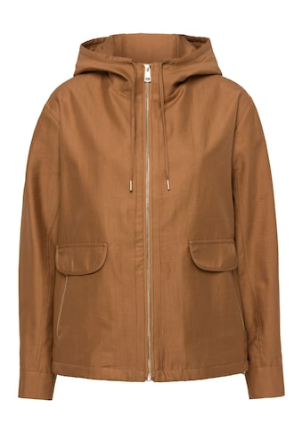 MORE&MORE Hooded Cotton Anorak Active kaufen