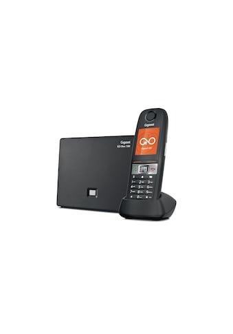 Gigaset Schnurloses DECT-Telefon »E630A GO«, (Mobilteile: 1 ) kaufen