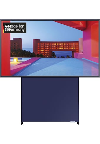 "Samsung QLED-Fernseher »GQ43LS05TAU ""The Sero""«, 108 cm/43 "", 4K Ultra HD, Smart-TV,... kaufen"