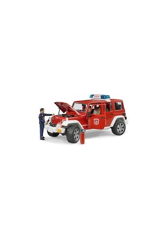 Bruder® Spielzeug-Feuerwehr »Jeep Wrangler Unlimited Feuerwehr« kaufen