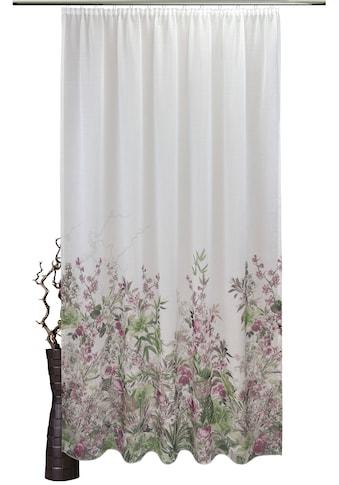 VHG Vorhang nach Mass »Rosebud«, Deko Wunschmass,Verlauf,Digitaldruck kaufen