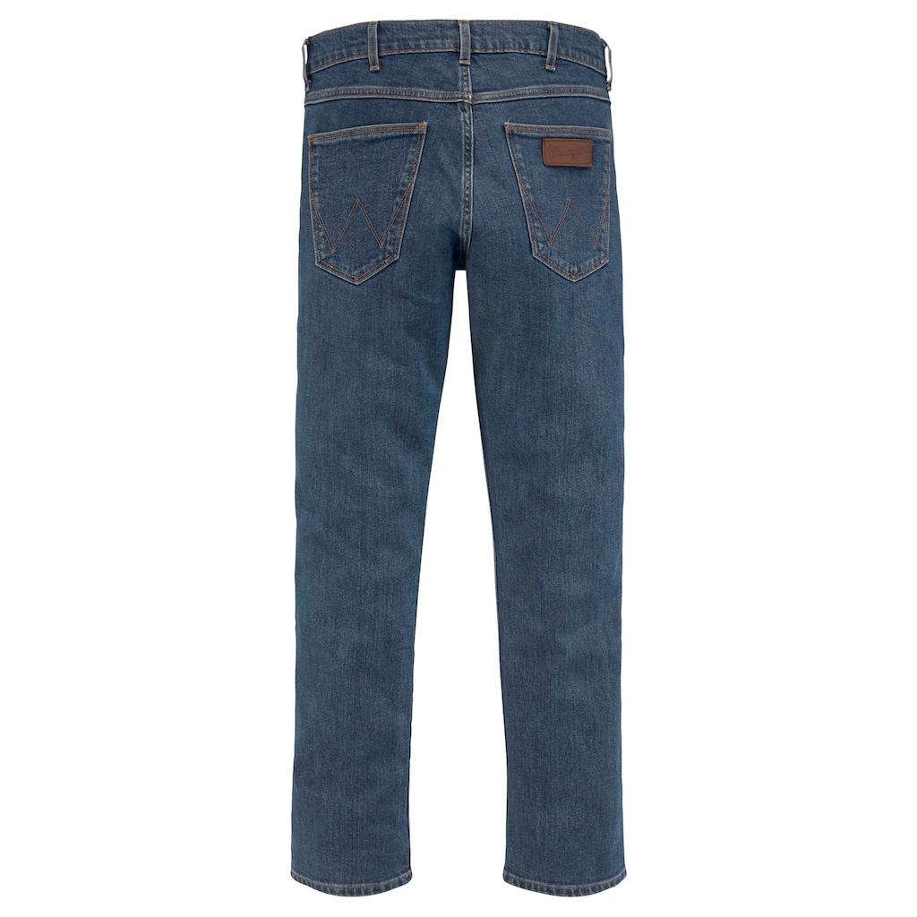 Wrangler Stretch-Jeans »Greensboro«, Regular Straight