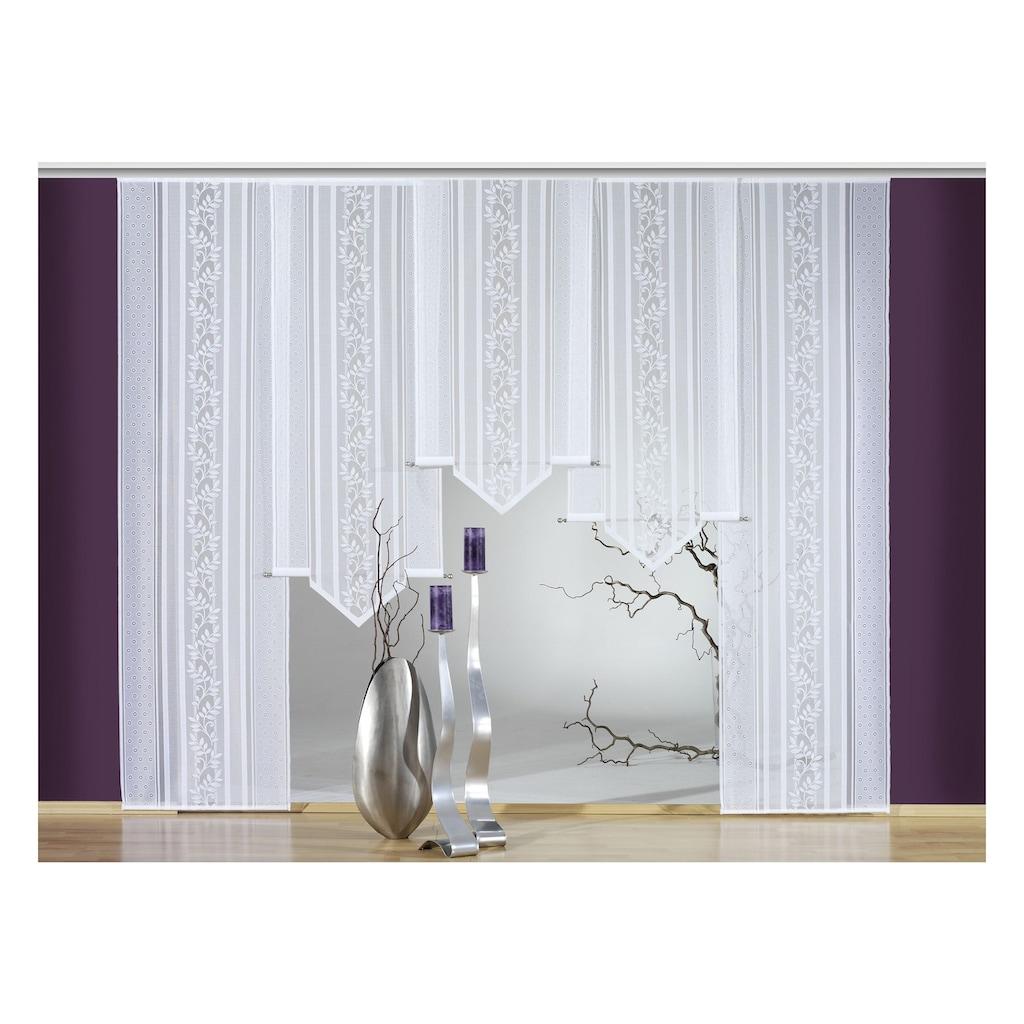 VHG Schiebegardine »Flora-Spitz«