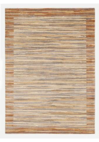 OCI DIE TEPPICHMARKE Orientteppich »Award Nami«, rechteckig, 6 mm Höhe, handgeknüpft, Wohnzimmer kaufen
