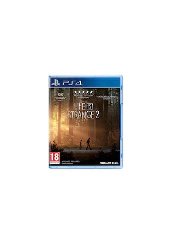 Life is Strange 2, Square Enix kaufen