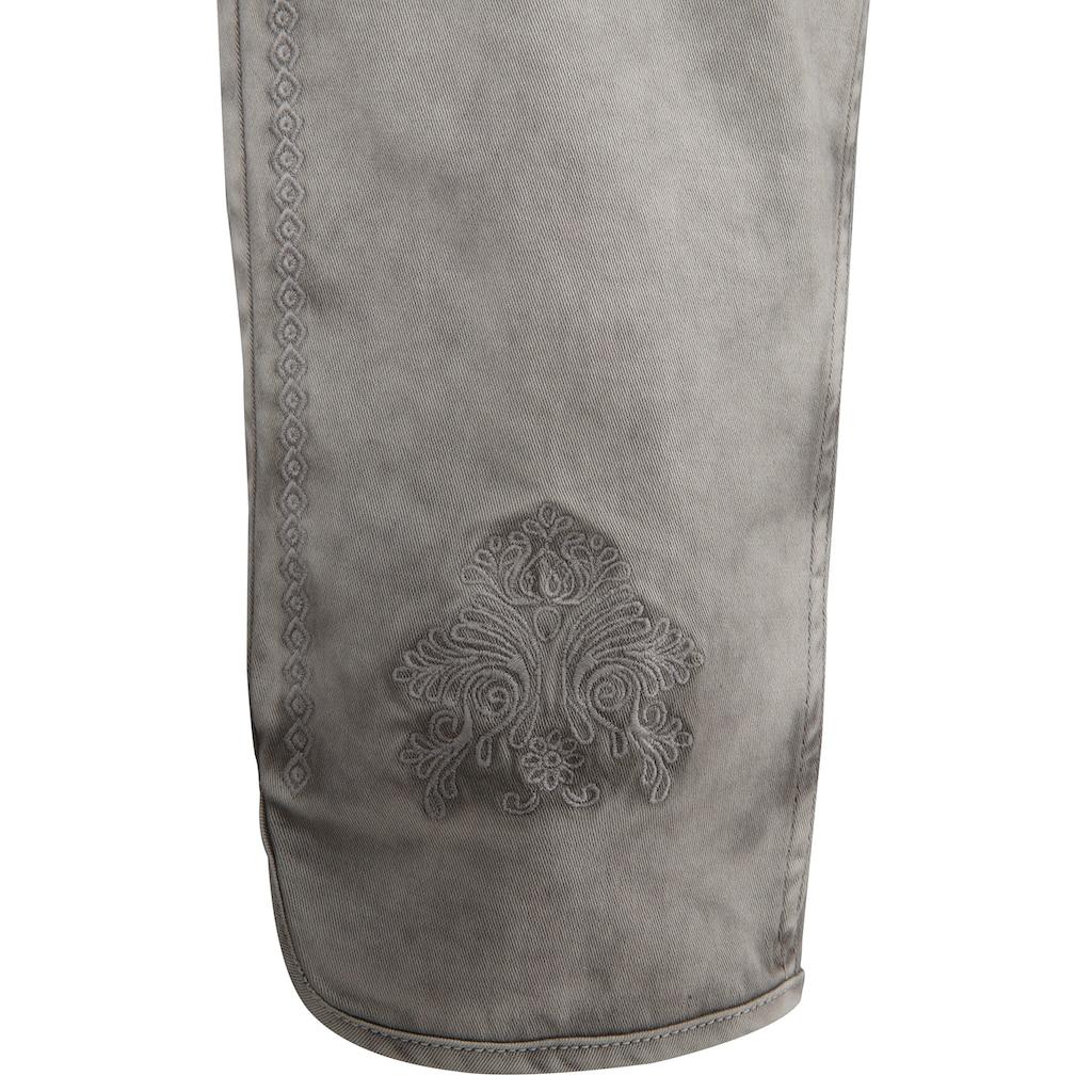 Hangowear Trachtenhose, 3/4 im 5-Pocket Style