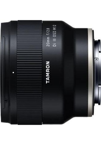 Tamron »AF 20mm F/2.8 Di III OSD 1/2 MACRO (für SONY)« Weitwinkelobjektiv kaufen