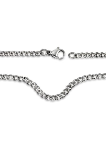 Halskette Edelstahl 50 cm kaufen