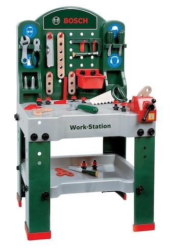 Klein Werkbank »BOSCH-Workstation (43tlg.)«, Made in Germany kaufen