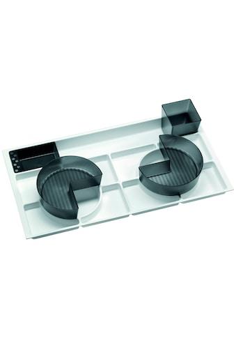 FACKELMANN Badorganizer »Schub«, Einlage für 80'er - Schubfach, 5 - tlg. kaufen