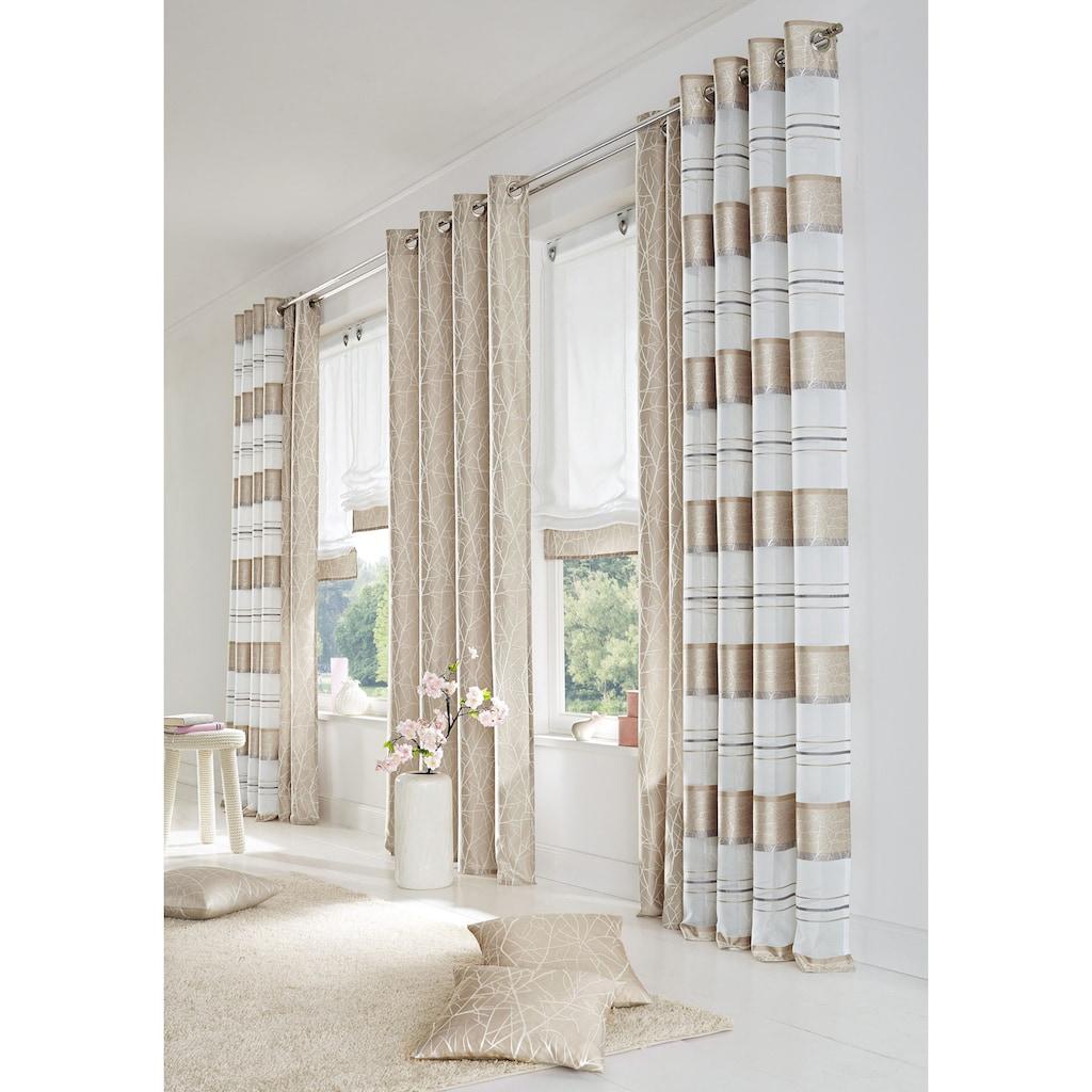HOME WOHNIDEEN Vorhang »CAMPOS«